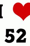 I Love 52