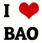I Love BAO