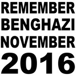 Remember Benghazi Nov 2016