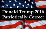 Donald Trump Patriotically Correct