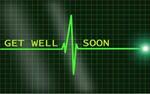 Get Well Soon EKG