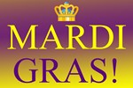Mardi Gras Royal Colors