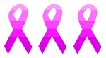 Breast Cancer Pink Ribbon Rainbow