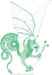 Jade Battle Dragon