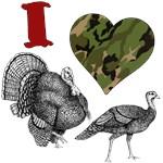 I Love Turkey Hunting
