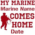 Customizable Marine Homecoming