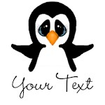 Personalizable Penguin