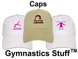 Gymnastics Caps / Hats - Gymnastics Stuff