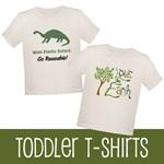 Organic Toddler T-Shirts