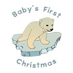 First Christmas Polar Bear