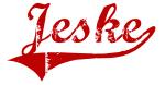 Jeske (red vintage)