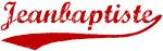 Jeanbaptiste (red vintage)