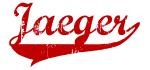 Jaeger (red vintage)