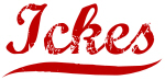 Ickes (red vintage)