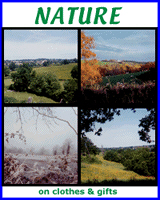 NATURE ON T-SHIRTS & GIFTS
