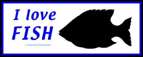 FISH T-SHIRTS & GIFTS