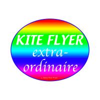 KITE FLYER EXTRAORDINAIRE T-SHIRTS & GIFTS
