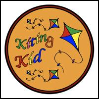 KITING KID T-SHIRTS AND GIFTS