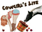Cowgirl's Life Pinup