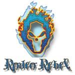 Rodeo Rebel Skull