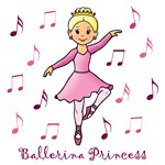 Ballerina Princess (Blonde)
