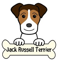 Personalized Jack Russell Terrier