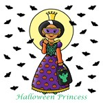 Halloween Princess (Dark Skin)