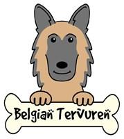 Personalized Belgian Tervuren