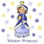 Winter Princess (Brown Hair)
