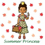 Summer Princess (Dark Skin)