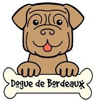 Personalized Dogue de Bordeaux