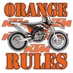 Orange KTM Rules
