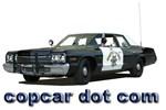California Highway Patrol 1974 Monaco