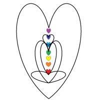 Lg Heart Body Balanced