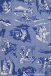 Nancy Drew: Blue Multi Endpapers