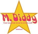 M Diddy Gold Star