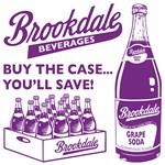 Brookdale Grape shirts