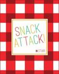 Snack Attack Items
