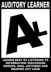 Auditory Learner