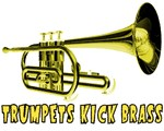 Trumpets Kick Brass