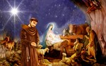 St. Francis Christmas Scenes