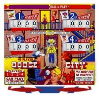 Gottlieb® Dodge City