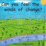 Feel Winds of Change #1