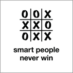 smart people never win