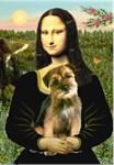 MONA LISA<br> &  Border Terrier