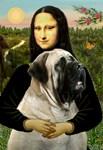 MONA LISA<br>& Bull Mastiff