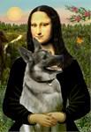 MONA LISA<br>& Norwegian Elkhound