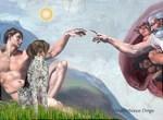 CREATION OF MAN<br>German Short Hair Pointer