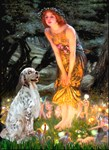 MIDSUMMERS EVE<br> & English Setter