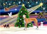 CHRISTMAS MAGIC<br>& Greyhound